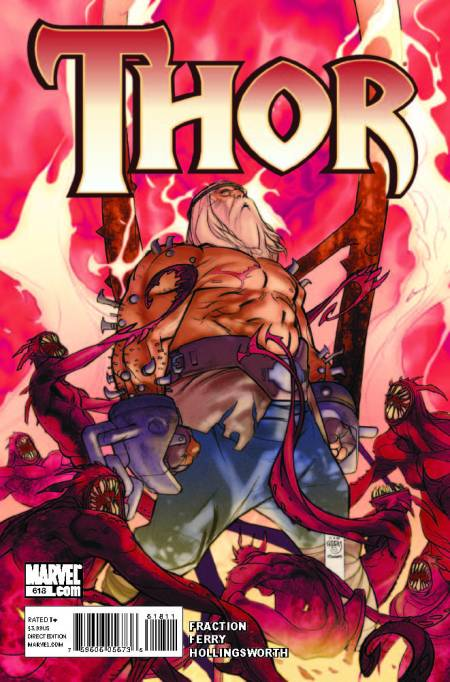 Thor #618 Cover