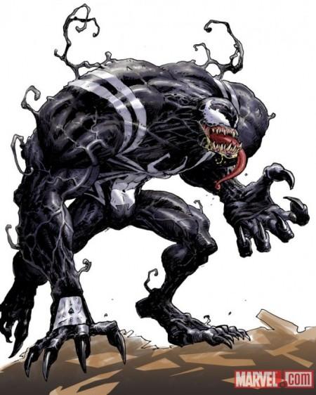 Venom #1 Classic Cover