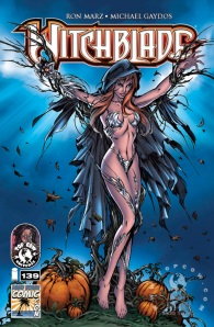 Witchblade #139 LBCC_Queen