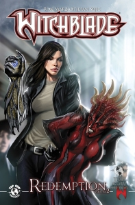 Witchblade Redemption TPBv02_cover