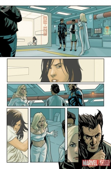 Wolverine And Jubilee #1 Preview1