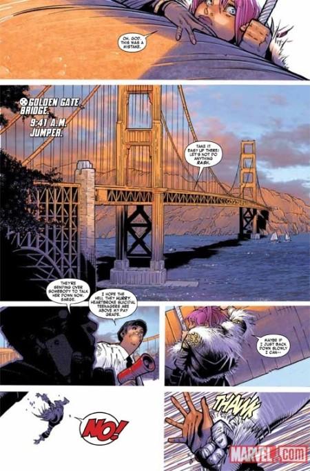 X-Men #7 page 1