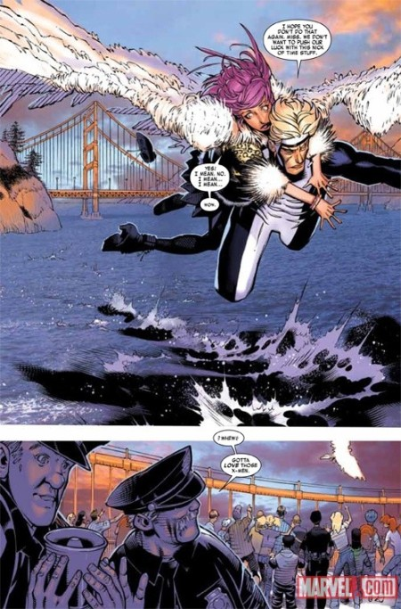 X-Men #7 page 2