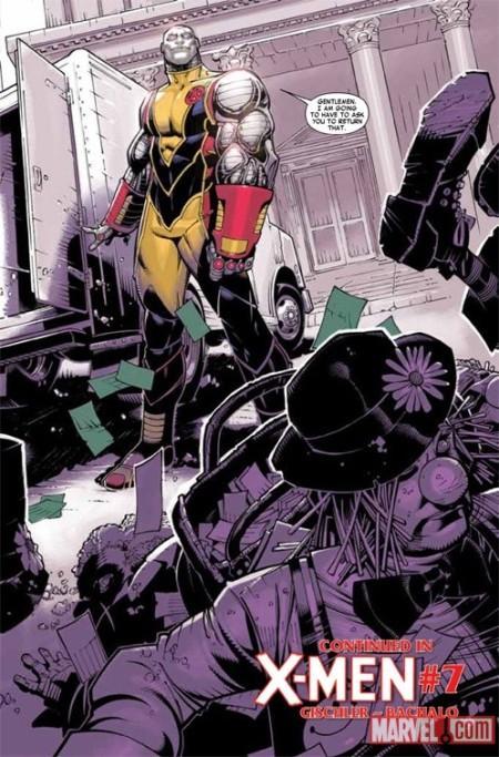 X-Men #7 page 4
