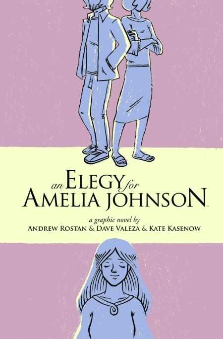 An Elegy for Amelia Johnson HC Cover