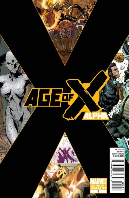 Age of X: Alpha AOX