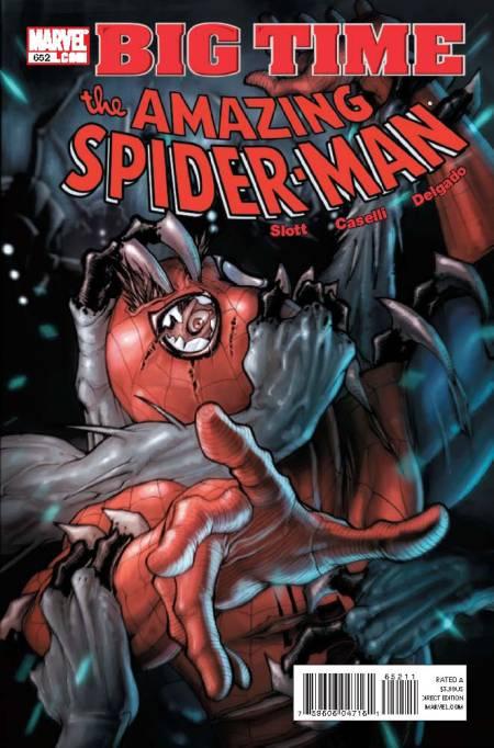 Amazing Spider-Man #652