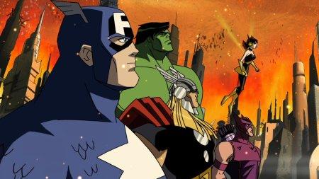 Avengers Earth's Mightiest Heroes Episode 16-SCREENSHOT 15