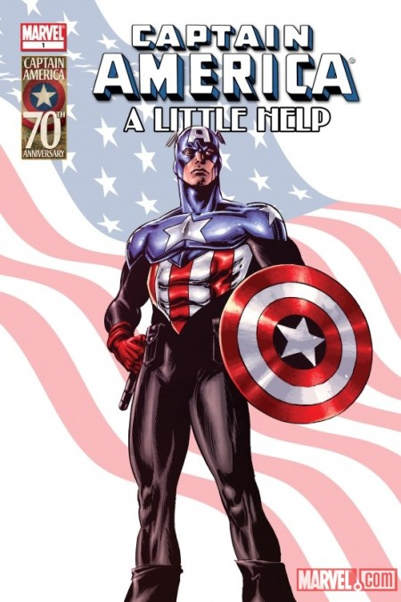 Captain America: A Little Help