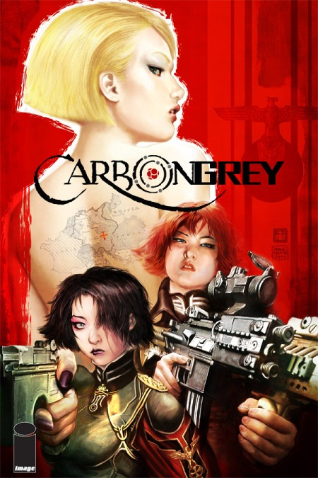 Carbon Grey #1 Cover