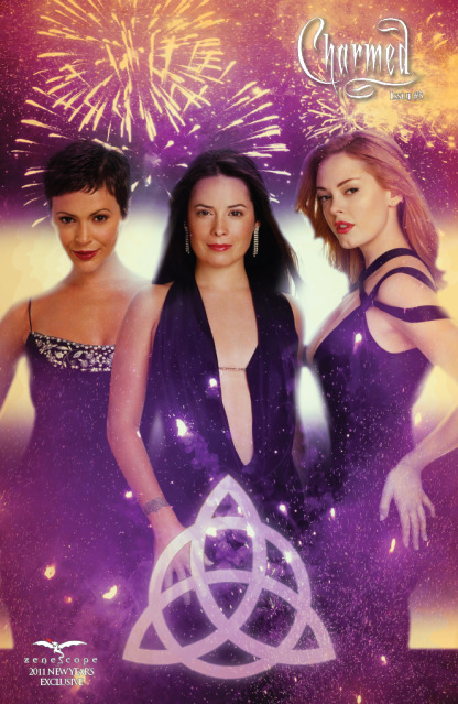 Charmed #5 Cover C