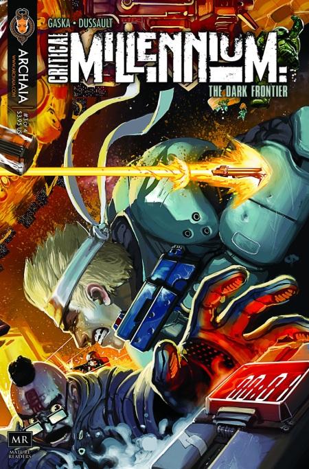 Critical Millennium 003 Cover