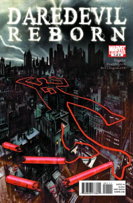 Daredevil: Reborn #1