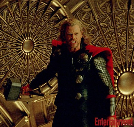 Entertainment Weekly Thor
