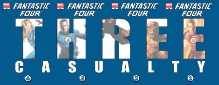 FANTASTIC FOUR THREE