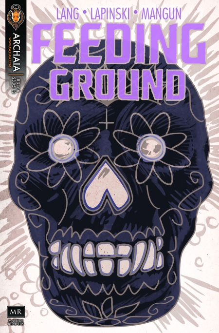 Feeding Ground 003 Cover A