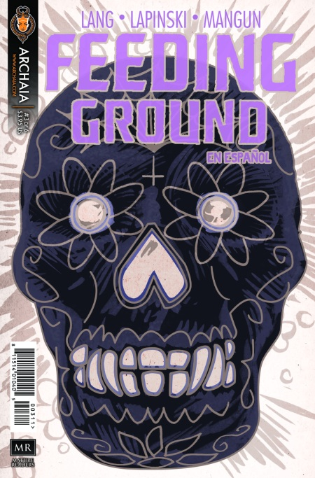 Feeding Ground 003 Cover B