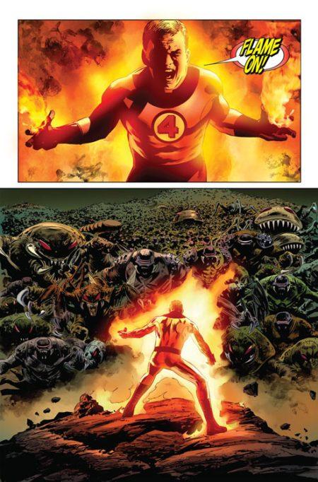 Fantastic Four #587 Preview1