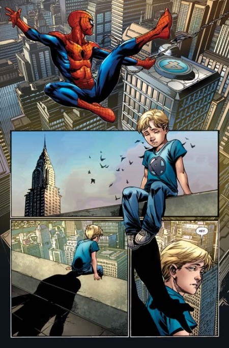 Fantastic Four #588 Preview1