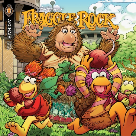 Fraggle Rock v2 002 Cover A