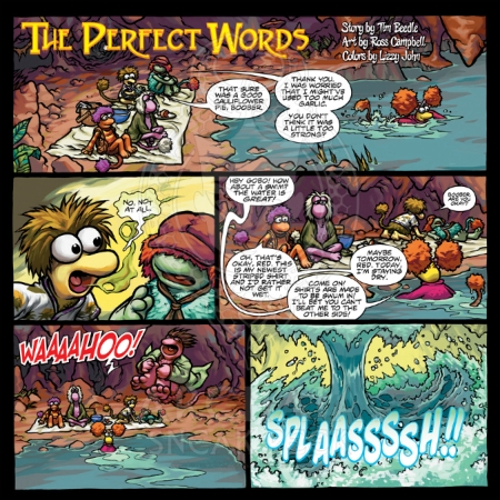 Fraggle Rock Vol. 2 #2 Preview_PG5