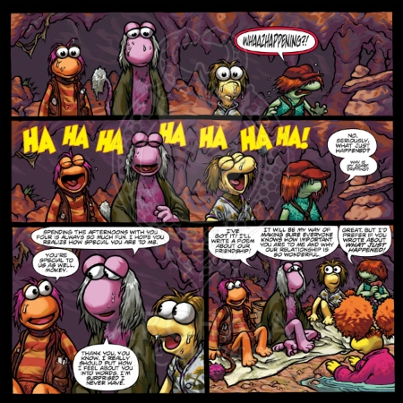 Fraggle Rock Vol. 2 #2 Preview_PG6
