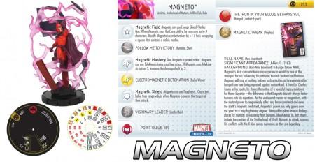 Heroclix Giant Size X-Men Magneto