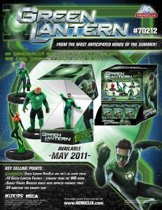Green Lantern Wizkids 2