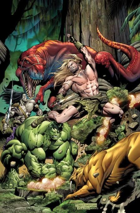 Incredible Hulks #623 Cover