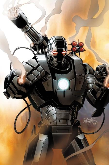 Iron Man 2.0 #1 Cover