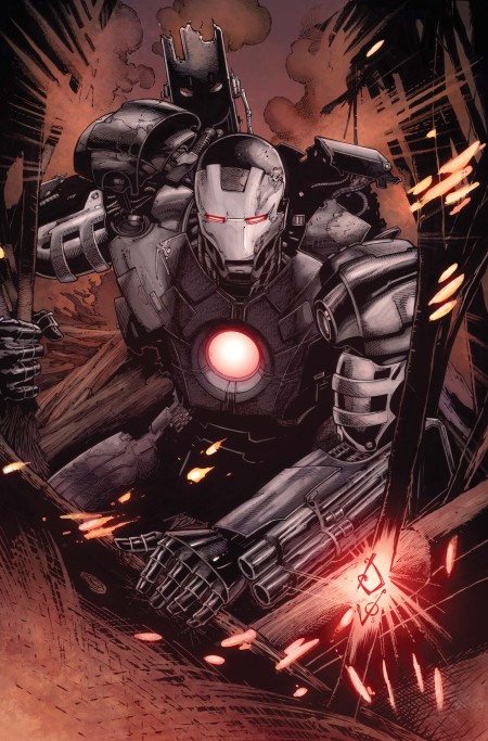 Iron Man 2.0 #1 Cover Variant