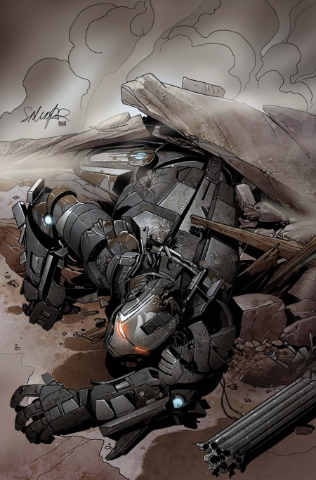 Iron Man 2.0 #2 Cover