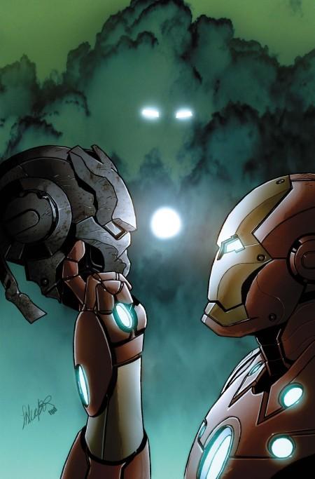 Iron Man 2.0 #3 Cover