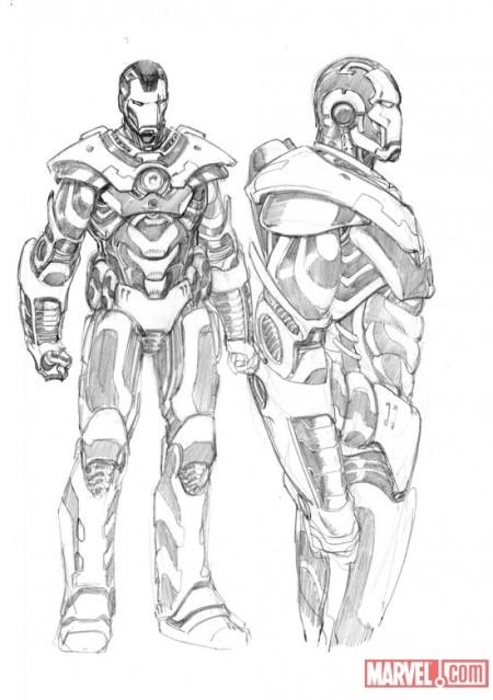 Iron Man 2.0 DESIGN2