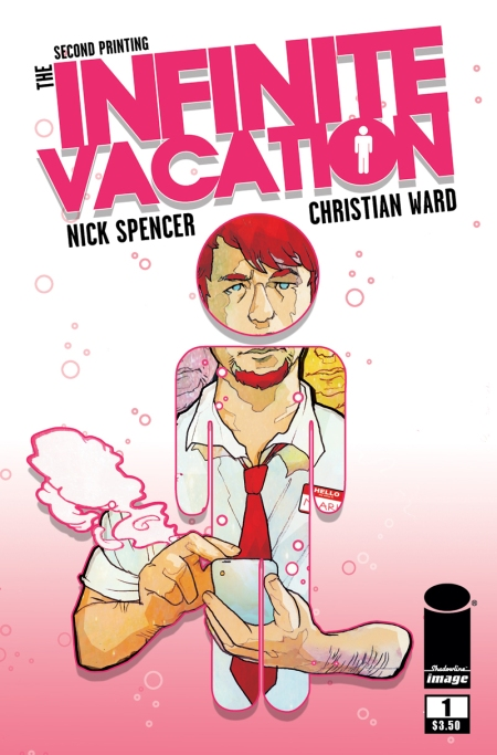 Infinite Vacation 2nd Printing