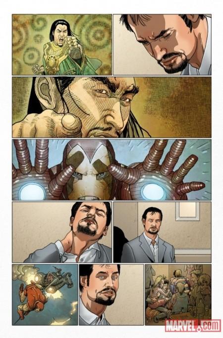 Invincible Iron Man #500.1 Preview2