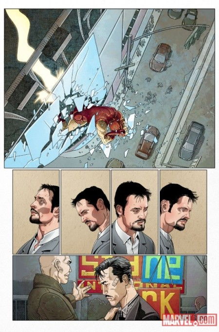 Invincible Iron Man #500.1 Preview3