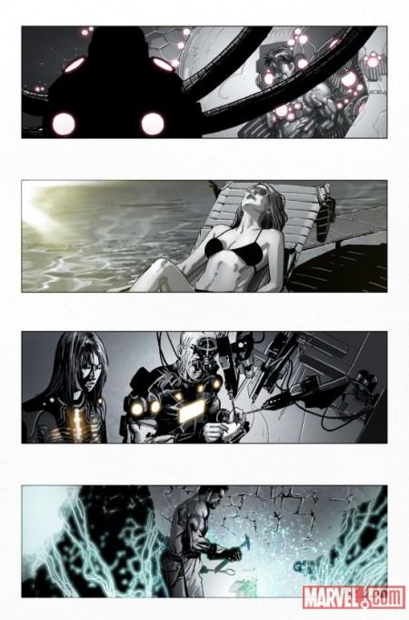 Invincible Iron Man #500.1 Preview6