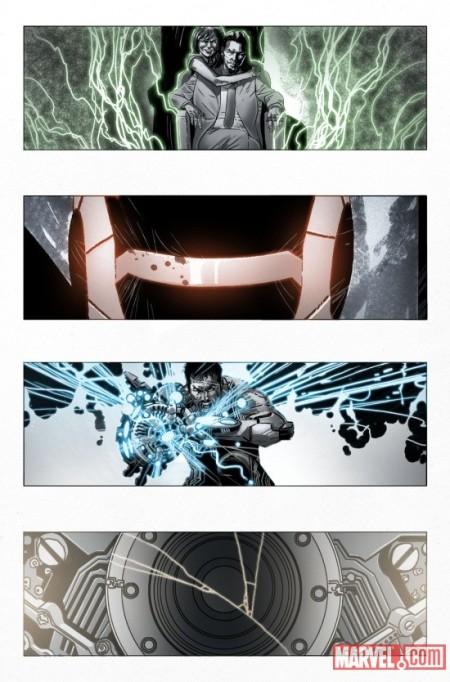 Invincible Iron Man #500.1 Preview7