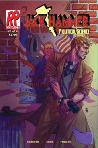 Jack Hammer: Political Science #1