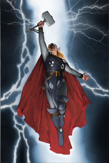 The Mighty Thor #1 CHAREST VARIANT