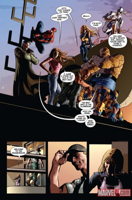New Avengers #9 Preview1