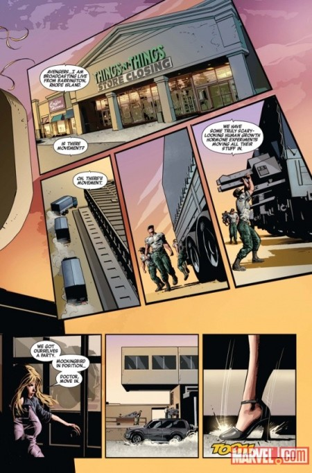 New Avengers #9 Preview2