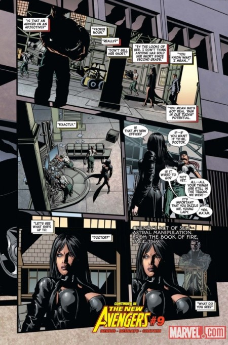 New Avengers #9 Preview4