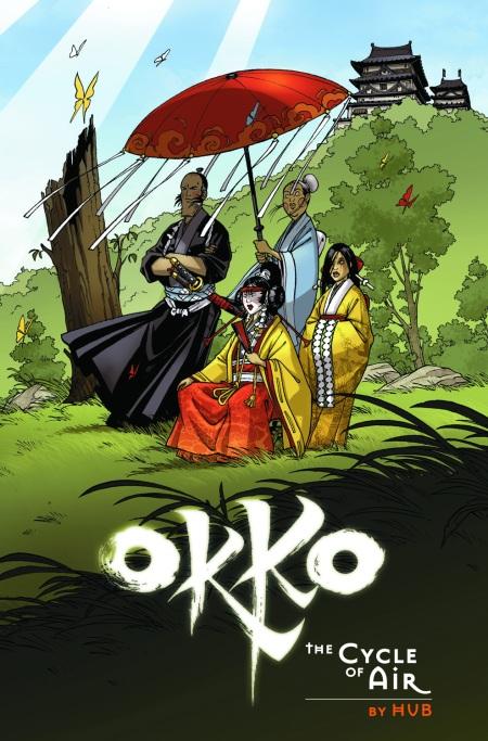 Okko Air HC Cover