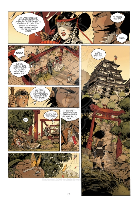 Okko Vol. 3 HC Preview PG_13