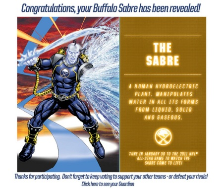 The Sabre