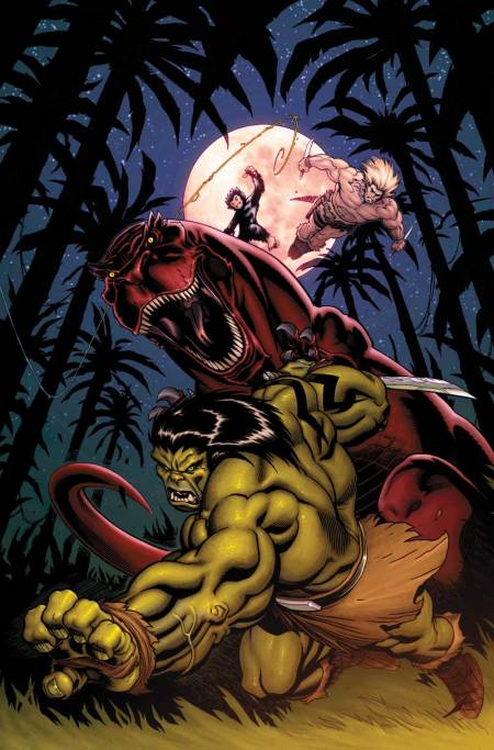 Skaar: King Of The Savage Land #2 COVER