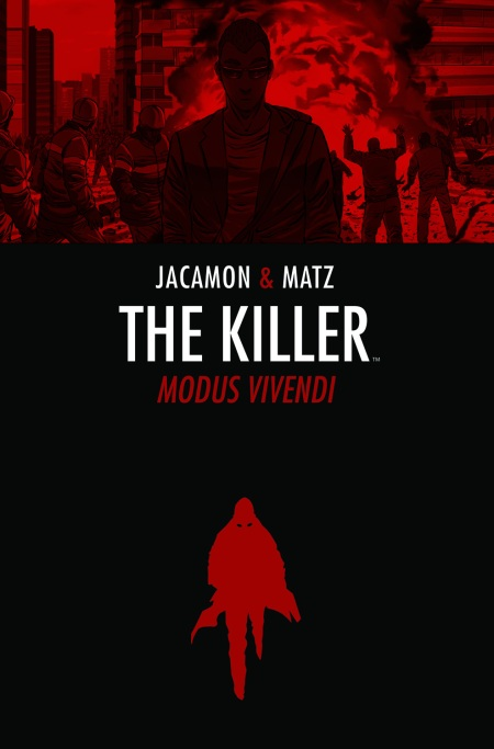 The Killer MV HC Cover