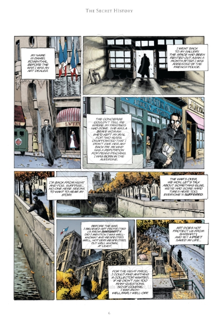 The Secret History 014 Preview_PG4